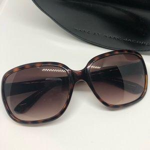 Marc by Marc Jacobs Tortoise Sunglasses